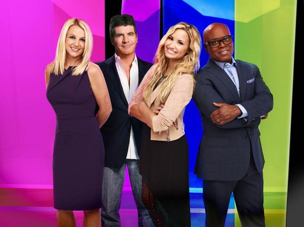 Рейтинг премьерного эпизода The X Factor USA в Великобритании ...